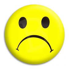 sad face sad smiley clipart free images