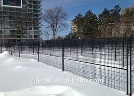 Black Pvc Coated Construction Fence 2 9m Canada Temporary Fence Buy Canada Temporary Fence Temporary Fence Fence Product On Alibaba Com