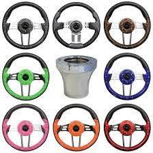 Ezgo Ezgo Decal For Steering Wheel Steering Accessories Interior Accessories