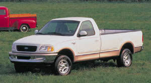 1998 ford f 150 specifications car