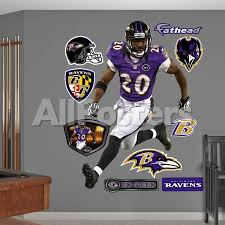 Nfl Baltimore Ravens Ed Reed 2012 Wall Decal Sticker Wall Decal Allposters Com