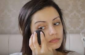 diy makeup tutorials step 2 apply