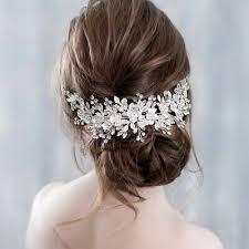 wedding headband hair vine bridal