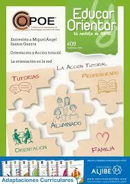 Educar Y Orientar Nº 9 Noviembre 2018 By Copoe Confederacion