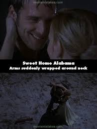 sweet home alabama movie mistake picture id
