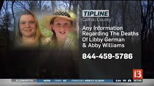 Delphi remembers Libby German and Abby Williams six weeks after ...