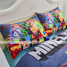 minecraft bedding kids comforter sets