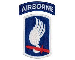 173rd Airborne Brigade