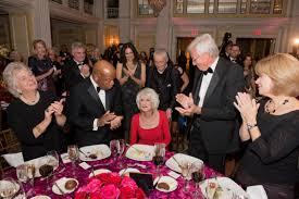 Celebration for Diane Rehm honors departing host's warmth, grit and voice |  Current