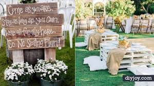 diy outdoor wedding decor ideas 41