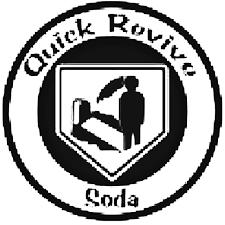 Quick Revive Soda Bottle Vinyl Decal Sticker