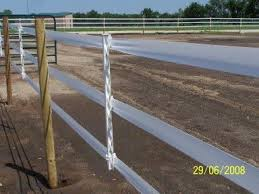 Farmtek Fence Strapping Possible Alternative To Wood Pasture Shelter Field Fence Horse Farms