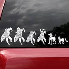 Marvel Superhero Family Car Decals Family Car Decals Superhero Family Family Car Stickers