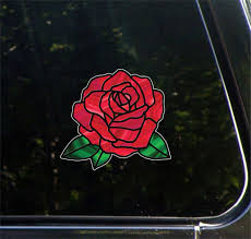 Yellow Flower Rose Car Decal Vinyl Sticker Colour Choice Archives Statelegals Staradvertiser Com