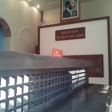 Biblioteca Dr. Nicolas Leon