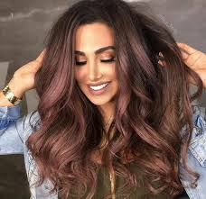 fashionable hair coloring 2019 2020