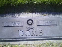 Merlyn M Dome (1927-2000) - Find A Grave Memorial