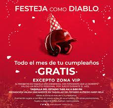 Diablosrojosmx On Twitter Festejacomodiablo Todo Si Todo El