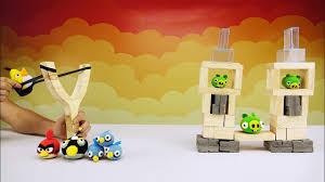 DIY Real Life Angry Birds - YouTube