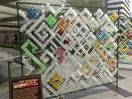 Chain Link Fence Art Public Art Builds Community