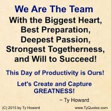 quotes about build a team quotes