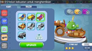 Angry birds go: 122 cc Strike out vs 179 cc+ karts!!! (Sub zero ...