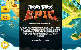 Angry Birds Epic – Games for Android 2018 – Free download. Angry Birds Epic  – Epic swashbuckling battle game - fun for kids.