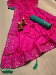 border satin womens zoya silk sarees