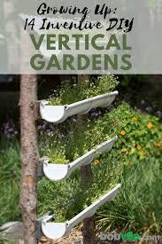 Diy Vertical Garden 14 Ways To Grow Up Bob Vila