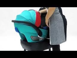 install cs003 drom carrier car seat