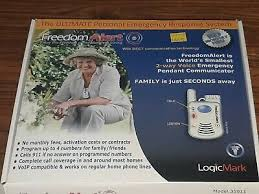logicmark freedom alert 35911 emergency