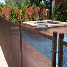 Is A Removable Mesh Pool Safety Fence Easy To Use All Safe
