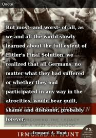 irmgard a hunt on hitler s mountain overcoming the legacy of a