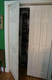 bi fold door diy closet doors