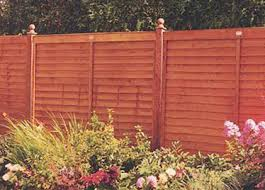 Larch Waney Panels Weatherley Fencing