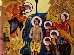 El Bautismo de Jesús en el Jordán – Primeros Cristianos