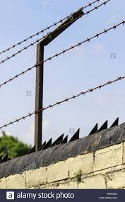 Security Spikes High Resolution Stock Photography And Images Alamy