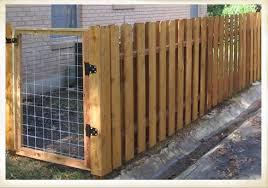 Fencing Austin Texas Landscape Fencing Irrigation Drainage Lighting Design Installation Vallas De Madera Perrera Exterior Casas Para Perros