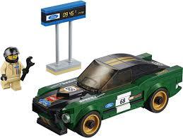 LEGO Speed Champion 75884 - Siêu Xe Ford Mustang Fastback 1968 xem ...