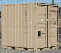 weapons storage conex box conners