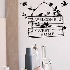 Wall Stickers Welcome Online Shopping Buy Wall Stickers Welcome At Dhgate Com
