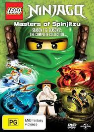 LEGO Ninjago - Masters of Spinjitzu: Series 1-2