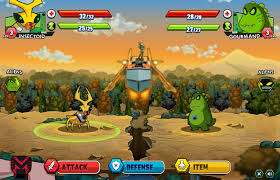 Play Ben 10 Omniverse Galactic Champions - Free online games with Qgames.org