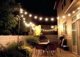diy outdoor patio lighting ideas