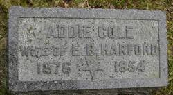 Addie Cole Harford (1876-1954) - Find A Grave Memorial