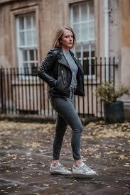 allsaints elva leather jacket review