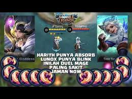 harith mobile legends quotes