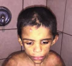 Adrian Jones cop breaks down as he tells how tortured boy, 7, was ...