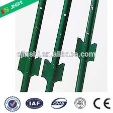 Hot Sale Low Price Euro Steel U Sharped Fencing Post Light Duty Heavy Duty 3ft 12 Ft Green Painted Factory Buy U Type Fence Post U Shaped Fence Post Heavy Duty Star Picket Product