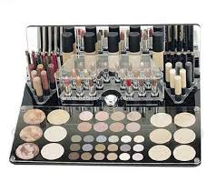 china acrylic makeup organizer makeup